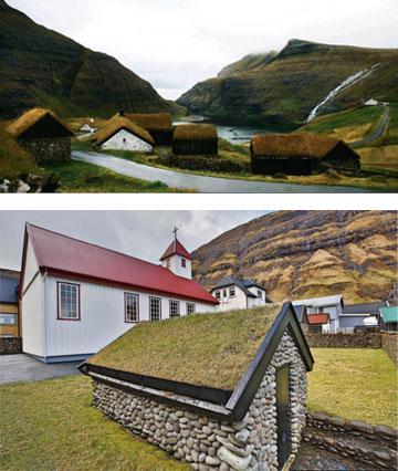 Saksun/Tjørnuvík